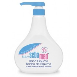 Baby Sebamed Baño Espuma  200 ml