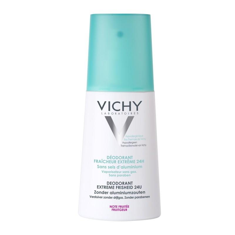 VICHY Desodorante Vaporizador Frescor 100 ml