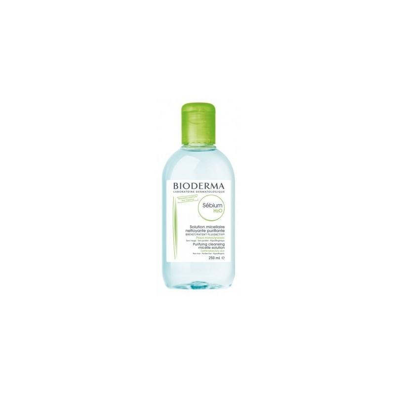 Bioderma Sebium H2O Solución Micelar 250 ml