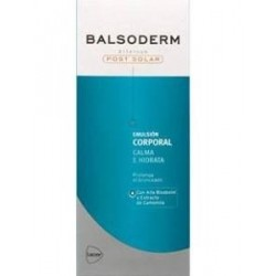 Balsoderm Balsamo Post Solar Corporal  300 ml
