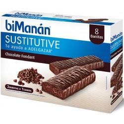 Bimanan Barrita Chocolate Negro Fondant 8 Uni