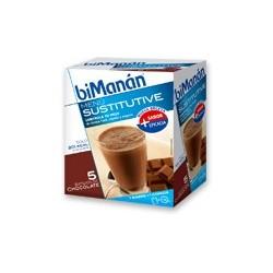 Bimanan Batidos Chocolate 5 Sobres