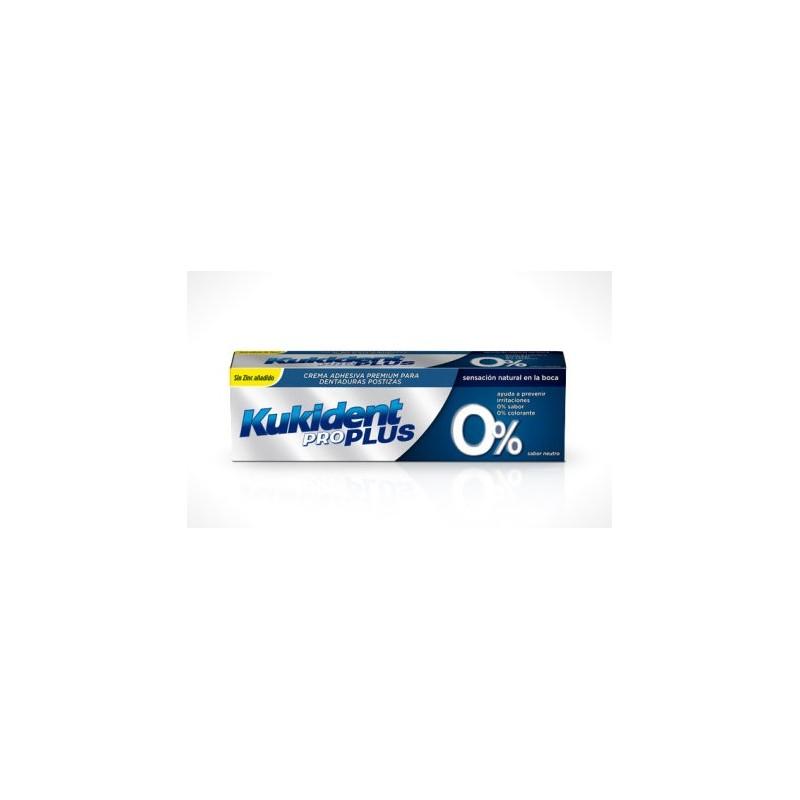 Kukident Pro Plus sabor neutro 40g