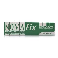 Novafix Crema Adhesiva Extrafuerte 75G.