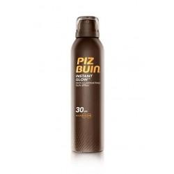 Piz Buin Spray Solar Instant Glow Piel Luminosa Fps 30 Protección Alta 150 ml
