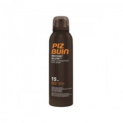 Piz Buin Spray Solar Instant Glow Piel Luminosa Fps 15 Protección Media 150 ml