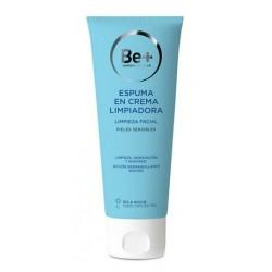 Be+ Espuma en crema limpiadora 200 ml