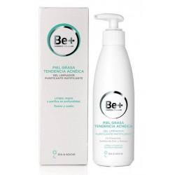 Be+ Gel Limpiador Purificante Piel Grasa 200 ml