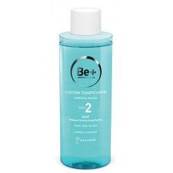 Be+ Locion tonificante limpiadora facial 200 ml