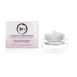 Be+ Luminosidad Contorno Ojos Iluminador 15 ml