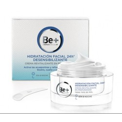 Be+ 24H Desensibilizante Crema Revitalizante 50 ml