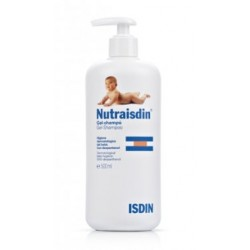 Nutraisdin gel-champú 500 ml + regalo 50 ml