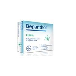 BEPANTHOL COLIRIO. 10 MONODOSIS 0.5 ML.