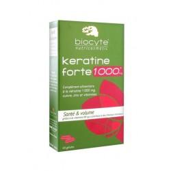 Biocyte Keratine Forte 1.000 mg 40 Cápsulas