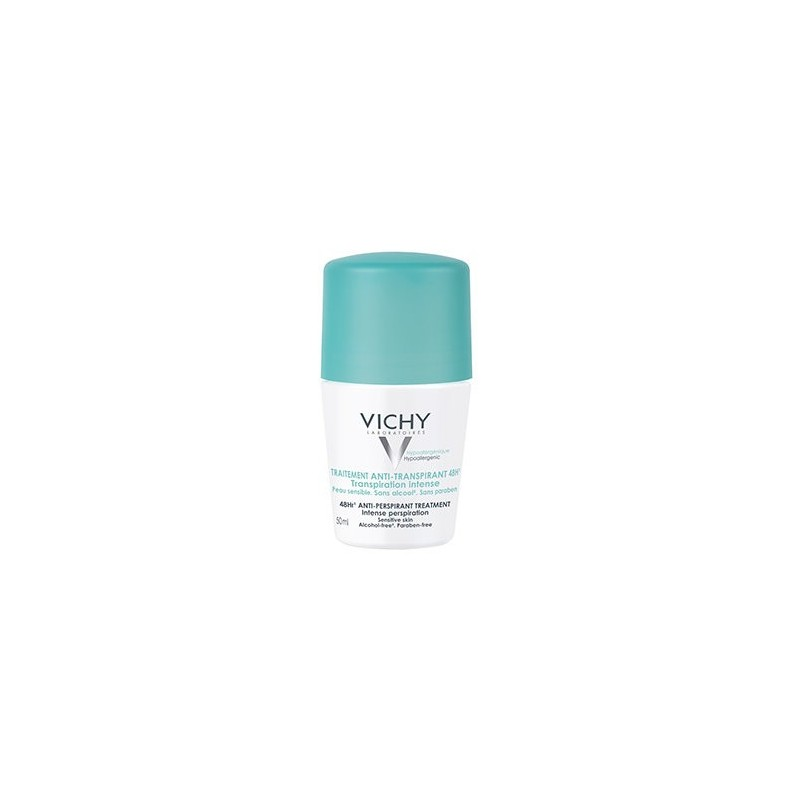 VICHY Desodorante Anti-Transpirante Roll-On Regulador 48H 50 ml
