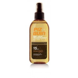 PIZ BUIN Wet Skin Oil Spray 15 SPF 150ml