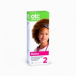Otc Antipiojos Acondicionador Desprende Liendres. 125 ml