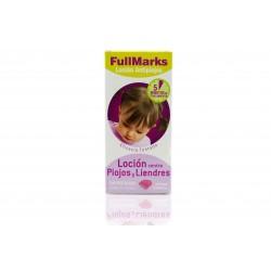Fullmarks loción + liendrera 100 ml