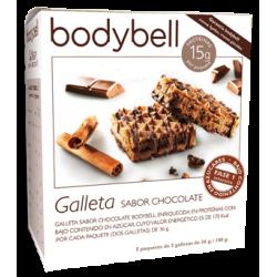 Galletas Chocolate  Caja  5 Uds 1ª Fase