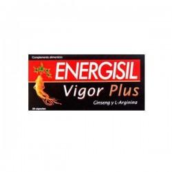 Energisil Vigor Plus 30 Cápsulas