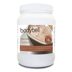 Bodybell Bote Capuccino 450 Grs.