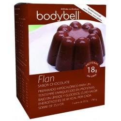 Flan Chocolate Caja 7 Sobres