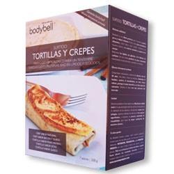 Surtido Tortillas-Creps Caja 7 Sobres