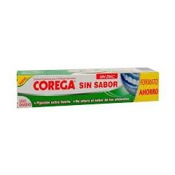 Corega Crema Adhesiva Dentadura Postiza Sin Sabor 75 gr