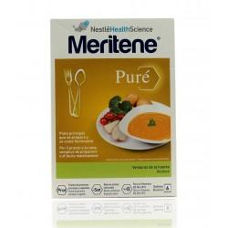 Meritene Pure Verdura 6 Sobres x 75 gr