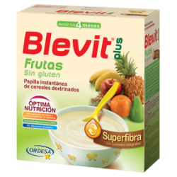 Blevit plus superfibra frutas 600 gr