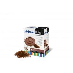 Bimanan Pro Crema Chocolate 6 Sobres 45 g