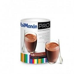 Bimanan Pro Batido Chocolate 18 Uni 30 g