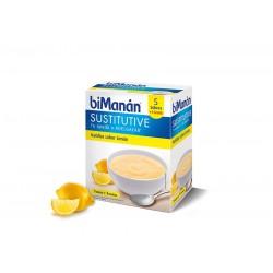 Bimanan Natilla Limon 6 Sobres