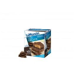 Bimanan Entre Horas Bombon Crujiente Chocolate 10 Uni