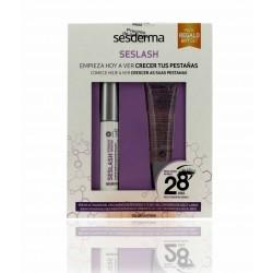 Sesderma Pack Seslash Sérum Pestañas y Cejas 5 ml + Glicare Contorno de Ojos y Labios 15 ml