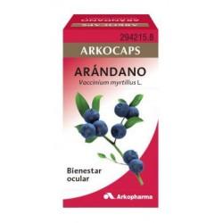 Arko Arandano Fruto 280 mg 50 Capsulas