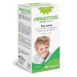 Arkotos Jarabe Niños 125 ml