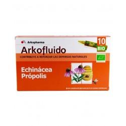 Arkofluido Echinacea + Propolis 10 Ampollas Bebibles 15 ml