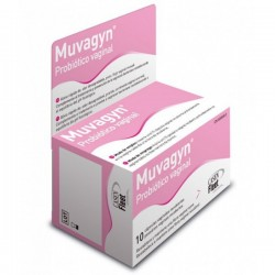 Muvagyn Probiótico Vaginal 10 capsulas