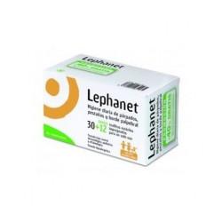 Lephanet toallitas oftálmicas 30 +12