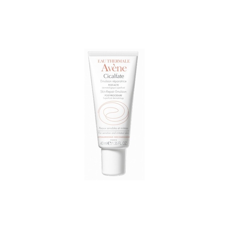 AVÈNE CICALFATE EMULSION POST ACTO DERMATOLÓGICO SUPERFICIAL 40 ML