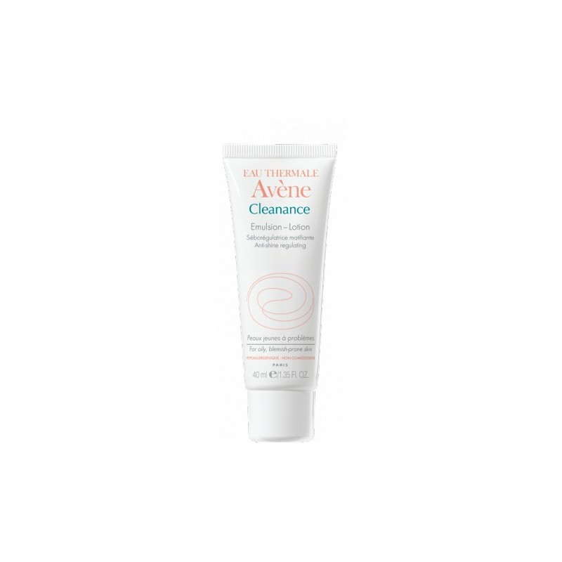 AVÈNE CLEANANCE EMULSION SEBORREGULADORA 40 ML