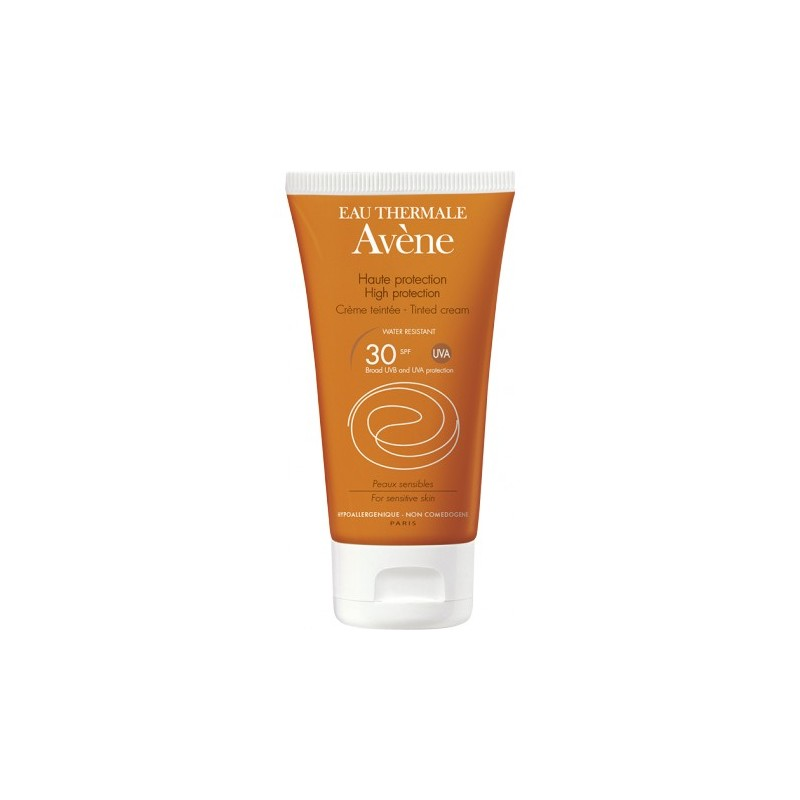 AVÈNE CREMA SPF 30 COLOR