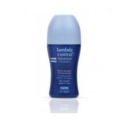 Lambda Control Desodorante Emulsion Bola 50 ml