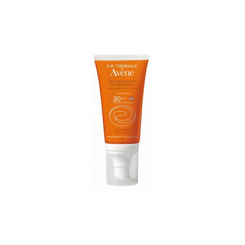 AVÈNE CREMA SPF 50+ COLOR