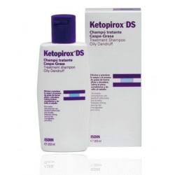 Ketopirox d s Champu Caspa Grasa 200 ml