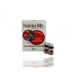 Aboca Natura Mix Revigorizante Concentrado Fluido10 Frascos