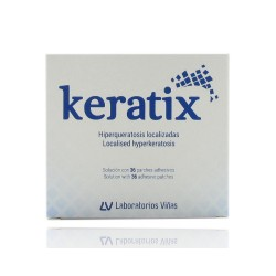 Keratix 36 Parches