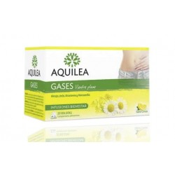 Aquilea Gases Infusion 20 Filtros 1.20 g