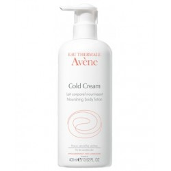 Avene Leche Corporal Cold Cream 400 ml